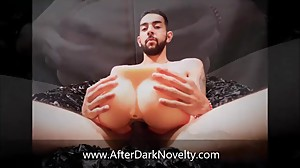 Latin fucking Sex toy with petite pussy..