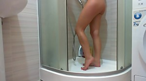 Pee on Feet Shower