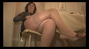 Thick Mature Pussy