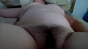 Secretly Recording My Wife's Hairy..