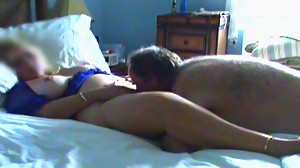 WIFE'S LOVER EATS HER PUSSY TO HUGE..