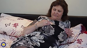 British mature BBW mom Tiger Cub..