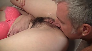 very sexy milf fuck with hairy pussy