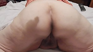 oil ass geting some pussy