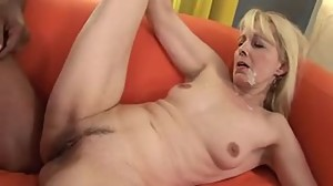 Pussy pounding.