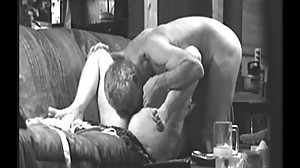 A BLACK AND WHITE HOT VIDEO OF SEVERAL..