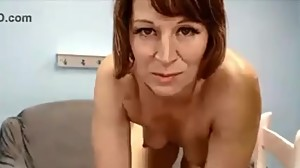 slowly and delicately fucks her hot pussy