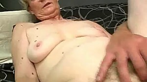 Chubby Granny Cock Sucks And Her Gets..